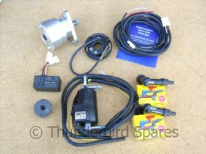 Electronic Ignition for K2F Magneto Replacement, Full Kit, Triumph, BSA, Norton